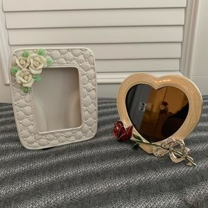 Other - Set of 2 Small, Pretty, Picture Frames